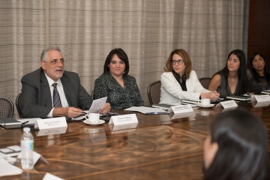Pellerano & Herrera and The Legal 500 hold roundtable for Dominican corporate counsels