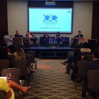 Pellerano & Herrera and The Legal 500 host General Counsel reception in the Dominican Republic