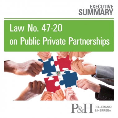 Law No. 47-20 on Public Private Partnerships