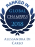 Senior Associate Alessandra Di Carlo ranked in Chambers Global