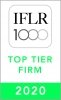 Recognized as 2020 Top Tier Firm by IFLR1000 2020